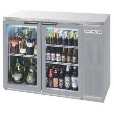 Stainless Steel Mini Fridge With Glass Door by Gl Door Bar Refrigerator Stainless Steel Bar Fridge Gl Door