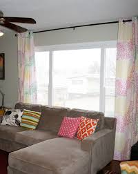 curtains for bay windows beautiful image of living room haammss
