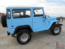 custom convertible jeep toyota land cruiser fj40 custom california convertible 4x4 v8 high