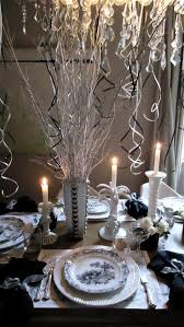 New Year S Eve Home Decorations by Cool Home New Year Eve Party Deco Combine Dining Table Plus