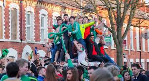 st s day fears for belfast holyland residents as students