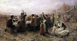 a look back at the thanksgiving