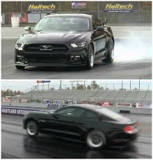 fastest ford fastest naturally aspirated 2015 ford mustang gt in the world