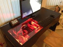 Gaming Computer Desk 25 Best Gaming Computer Ideas On Pinterest Cool Computer Desks
