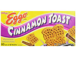 Eggo Toaster Waffles What Eggo Waffles Mean To Eleven From U0027stranger Things U0027 Food U0026 Wine