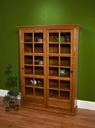 Altra Bookcase With Sliding Glass Doors by Bookshelf With Sliding Doors Saudireiki