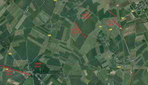 Stirling Scotland Map Stirling John Rogerson And The 59th Battalion Aif The Tree Of A