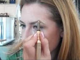 revlon brow fantasy light brown eyebrow tutorial youtube