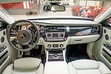 Rolls Royce Phantom Interior Features Rolls Royce Ghost Wikipedia