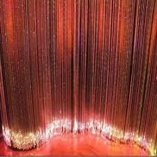 Fiber Optic Curtains Fibre Optic Lights Exporter From Mumbai