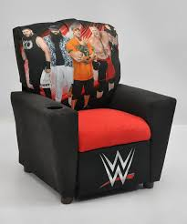 kidzworld wwe kids recliner zulily