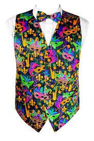 mardi gras vests vittorio farina mardi gras colorful vibrant masquerade mask vest