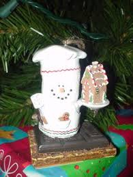 ornaments s mores with cookie and milk and i believe