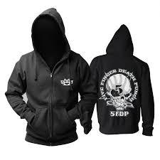 metal band sweaters california heavy metal band hoodie black hooded