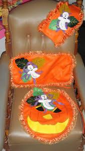 imagenes de halloween para juegos de baño gallery of emilcomp adornos navide os juegos de bano de fieltro