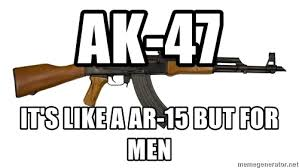 True Life Meme Generator - sunday gunday 13 ar 15 memes that drive anti gunners even more crazy
