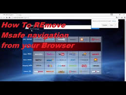 safesearch net browser hijacker installer sle 2 how to remove mpc safe navigation from the browser youtube