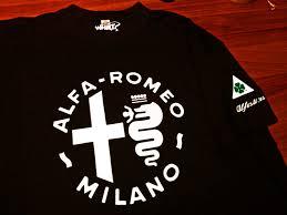 vintage alfa romeo logo christmas present alfa romeo milano hoodie alfisti alfa