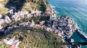 Cinque Terre Italy Map The Villages Of The Cinque Terre