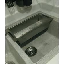 over the sink colander sink colander over sink colander franke sink colander home and sink