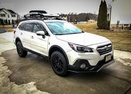 offroad subaru outback jim s 2018 subaru outback 3 6r limited lp aventure a division