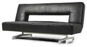 black leather futon sofa bed 25 with black leather futon sofa bed