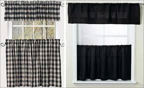 kitchen plaid kitchen curtains gray and white kitchen curtains