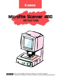canon printer manuals canon microfilm scanner 400 user manual