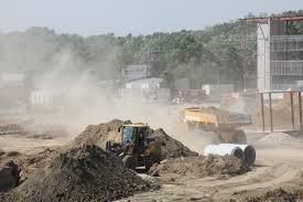 dusty construction site construction sites pinterest