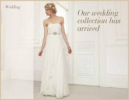 Monsoon Wedding Dresses Uk Wedding Trend Our High Street Picks For Your Wedding Dress