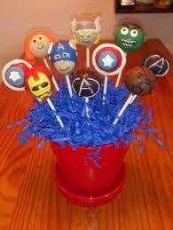 avengers cake pops superhero cake pops hulk iron man captain
