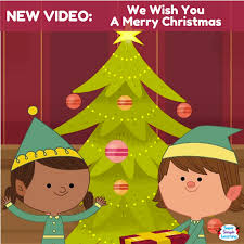 it s the classic carol we wish you a merry