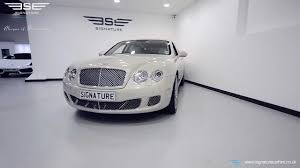bentley flying spur 2 door bentley continental flying spur speed youtube