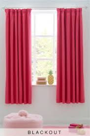 Pink Pleated Curtains Curtains And Blinds Pink Next Usa