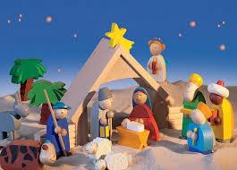 wooden nativity set haba wooden nativity set 3100 blueberry forest toys