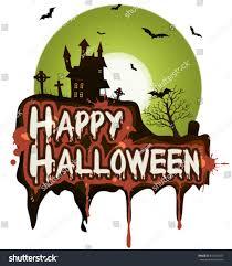 Happy Halloween Banner by Halloween Holidays Banner Illustration Cartoon Happy Halloween
