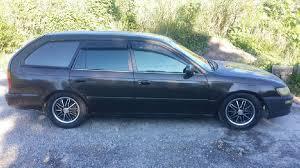 1995 toyota corolla station wagon 1995 toyota corolla ae100 station wagon for sale in montego bay