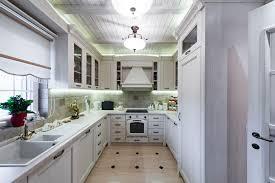 Galley Style Kitchen Designs - download white country galley kitchen gen4congress com