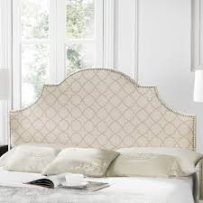 Curved Upholstered Headboard by Upholstered Headboards You U0027ll Love Wayfair