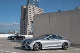 official 2018 mercedes benz s class coupe and cabriolet facelift