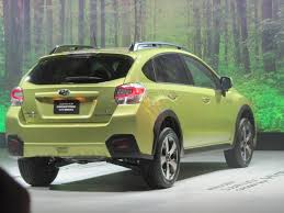 subaru crosstrek hybrid 2017 2014 subaru xv crosstrek specs and photos strongauto