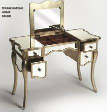 Hollywood Regency Vanities U0026 Makeup Tables Ebay