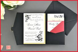 pocket invitation wedding invitation pocket envelopes 265382 my diy story