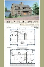 mansfield hollow small barns open concept and beams