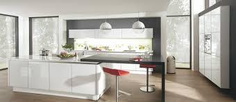 cuisine contemporaine grise déco cuisine contemporaine avec ilot 88 tours 29052206 decors