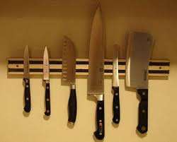 magnetic strips for kitchen knives top five options for storing knives knife depot