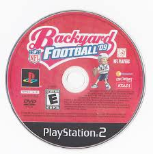 backyard football 2008 outdoor goods