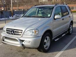 mercedes suv reviews 2001 mercedes m class user reviews cargurus
