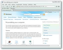 windows 7 desktop themes united kingdom clean up webpages for note taking or printing the easy way