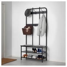 ikea shoe cabinet mudroom entrance bench coat and shoe rack window seat storage